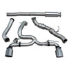 Focus RS Mk3 Cobra Sport Exhaust
