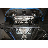 Focus RS Mk3 | Cobra Sport | Venom Turbo Back Exhaust | Valved De-Cat
