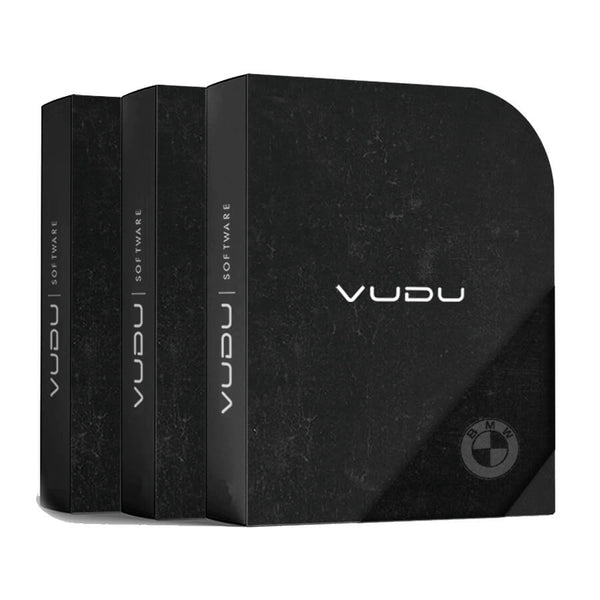 VUDU Stage 1 Tuning Software for the BMW Diesel Models