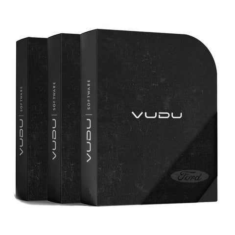 VUDU Tuning Software (S1 PRO) for the Ford Focus ST TDCI