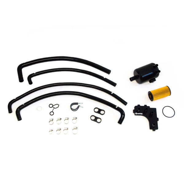 AIRTEC Motorsport Complete Oil Breather Kit for the Mk2 Ford Focus ST & RS