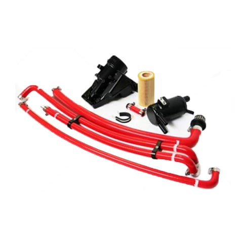 AIRTEC Motorsport Two-Piece Breather System for the Mk2 Ford Focus ST & RS