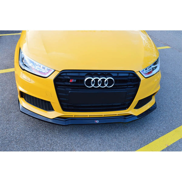 Maxton Design Front Splitter on the Audi S1