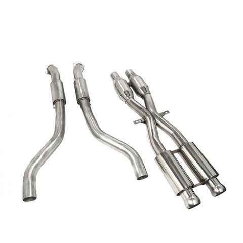 BMW M3 | E90 | E92 | E93 | Cobra Exhaust Front Pipes with High Flow Catalyst