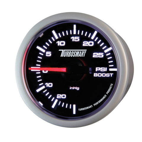 Turbosmart Boost Gauge 0-30psi 52mm at AET Motorsport