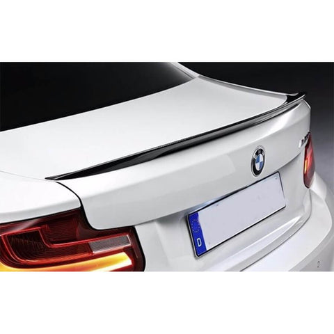 Carbon Speed Carbon Fibre Boot Spoiler for the BMW F22 2 Series (2014-)
