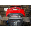 Cobra Sport Cat Back Exhaust - Ford Fiesta 1.0 Ecoboost Mk8