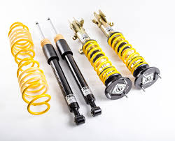 KW | XTA Coilover suspension kit | Ford Fiesta ST180