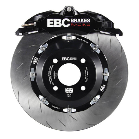 EBC Big Brake Kit in Black for the Ford Focus RS Mk2