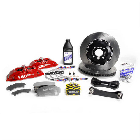 EBC Brakes Balanced Big Brake Kit for the Mk7 Ford Fiesta ST