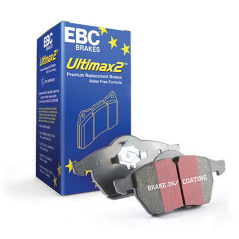 EBC Rear Brake Pads for the Ford Fiesta ST Mk8