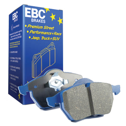 EBC Brakes Bluestuff Front Brake Pads for the BMW M2