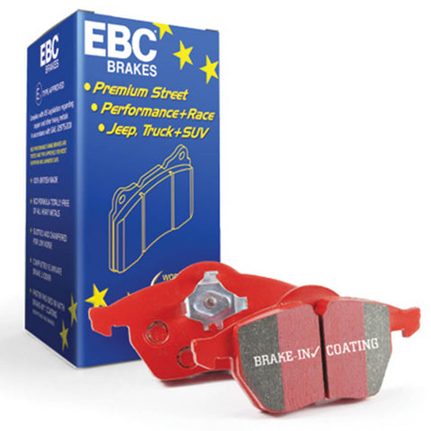 EBC Brakes Redstuff 3000 Series Premium Fast Street Brake Pads for the BMW M2