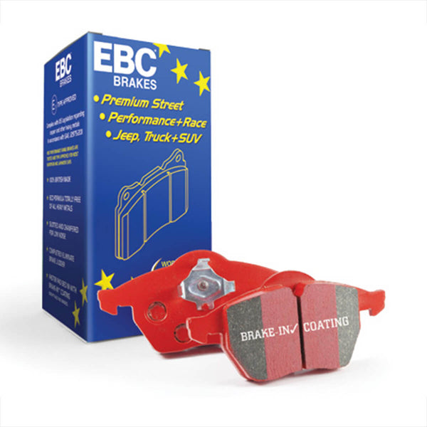 EBC Redstuff 3000 Series Rear Brake Pads for the Ford Focus ST Mk3