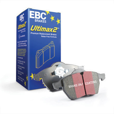 EBC Ultimax OE Replacement Rear Brake Pads for the Ford Focus ST Mk3