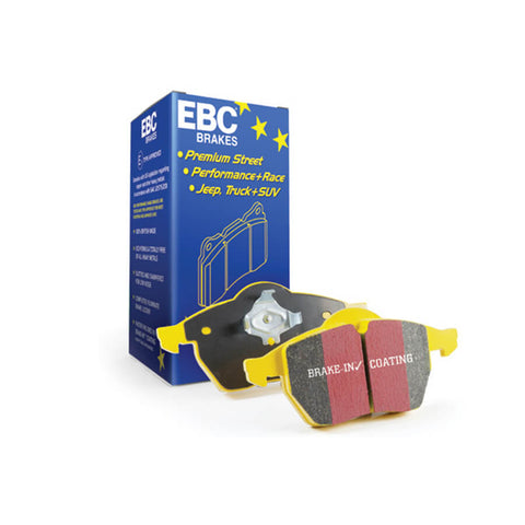 EBC Brakes Yellowstuff 4000 Series Brake Pads for the VW Polo 6C 1.8T