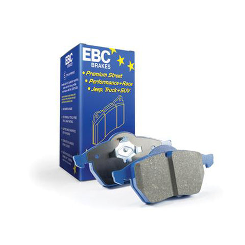 EBC Bluestuff NDX Trackday Rear Brake Pads - BMW M135i / M235i / M140i / M240i