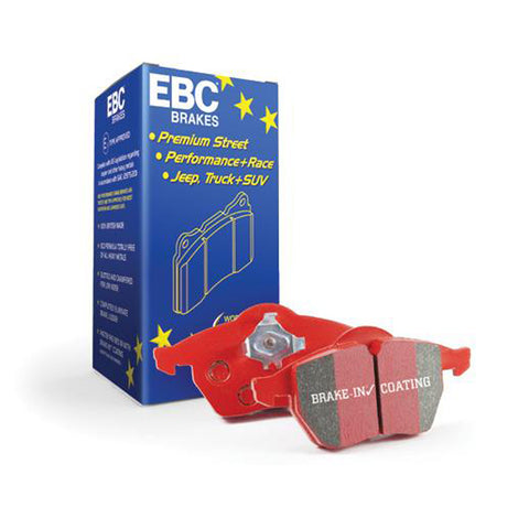EBC Redstuff Rear Brake Pads - BMW M135i / M235i / M140i / M240i
