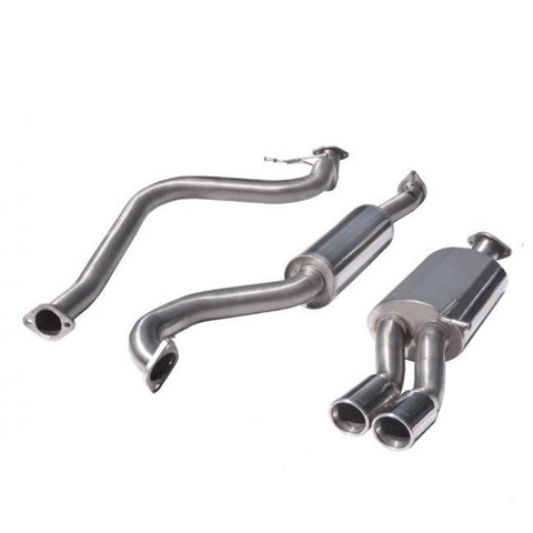 Cobra Sport | Ford Fiesta 1.0 Ecoboost | Cat Back Exhaust (Resonated) - AET Motorsport - 1