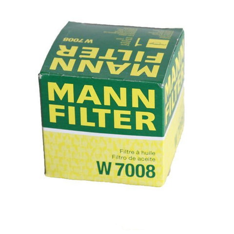 Mann - Filter Oil Filter W7008 - AET Motorsport