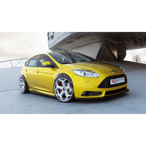 Ford Focus ST Mk3 | Maxton Design | Fenders Extension