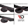 Ford Focus ST Mk3 Maxton Design Side Skirt Diffusers Finishes