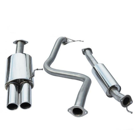 "Cobra Sport | Ford Fiesta ST180 | Cat Back Exhaust | 3"" Bore 