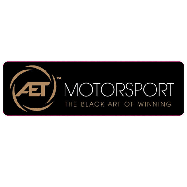 AET Motorsport Gel Badge Sticker