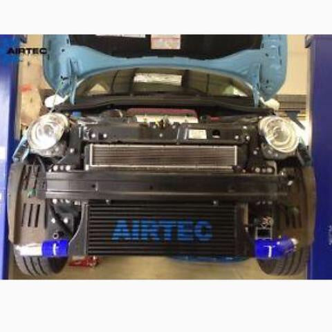 Abarth 500 | AIRTEC Intercooler (60mm core)