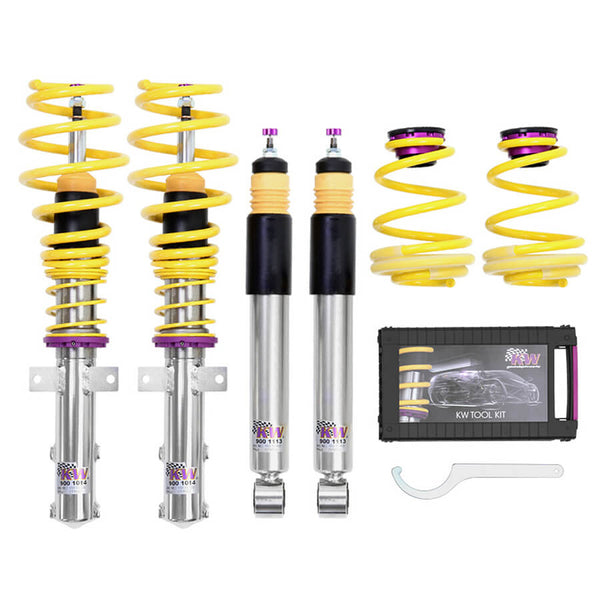 KW Suspension Variant 2 Coilovers - VW Polo 6R