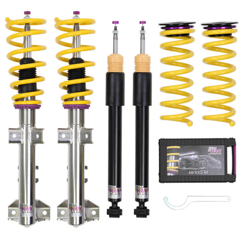KW Suspension Variant 1 Coilovers for the BMW M135i / M140i / M235i / M240i