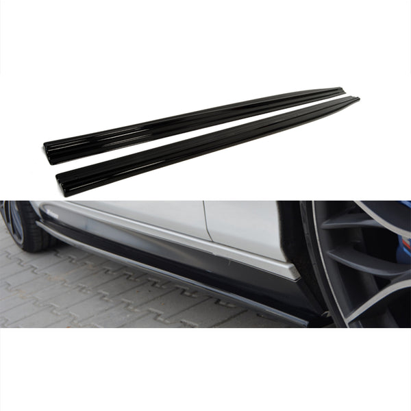 Bmw M135i Maxton Design Side Skirt Diffusers