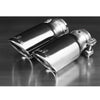 Remus Exhausts Stainless Silver