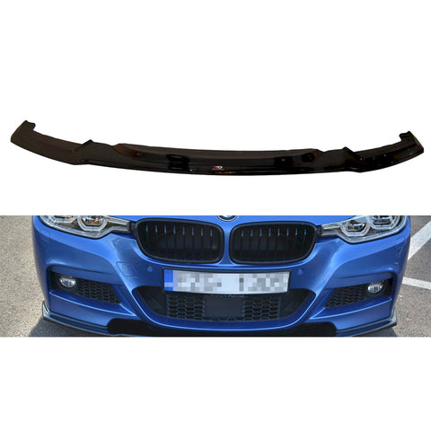 Maxton Design Front Splitter - BMW 3-Series F30 Facelift M-Sport
