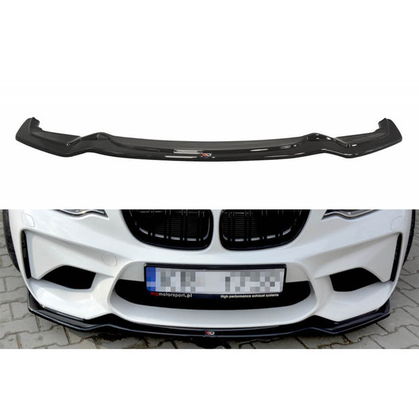 Maxton Design Front Splitter for the BMW M2 F87