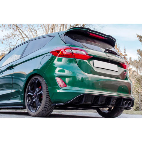 Maxton Design Rear Diffuser For The Ford Fiesta ST Mk8
