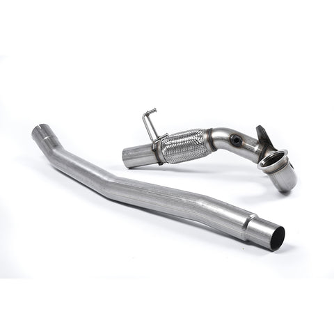 Milltek Sport Large-bore Downpipe and Decat - Audi S3