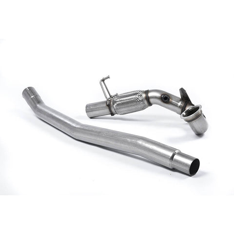 Milltek Sport Decat Downpipe For The VW Golf R Mk7