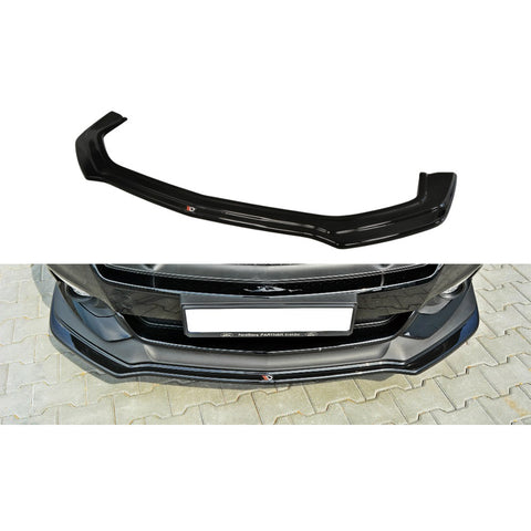 Maxton Design Front Splitter for the Ford Mustang