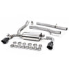 Ford Focus RS Mk3 | Milltek | Cat Back Exhaust System | Non-Resonated