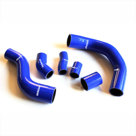 Pro Hoses Six-Piece Boost Hose Kit for the Ford Fiesta ST180