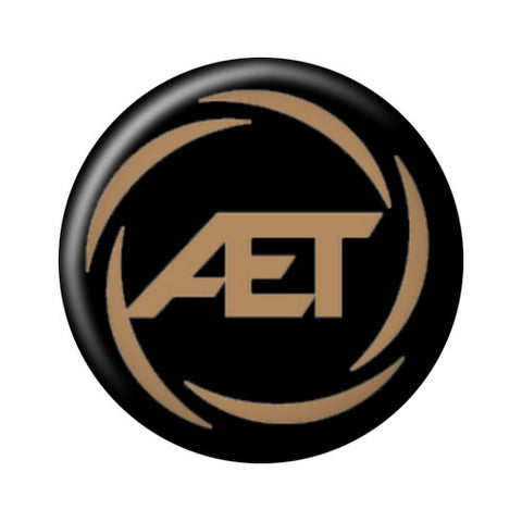 AET Motorsport Start/Stop Button Gel Badge Sticker
