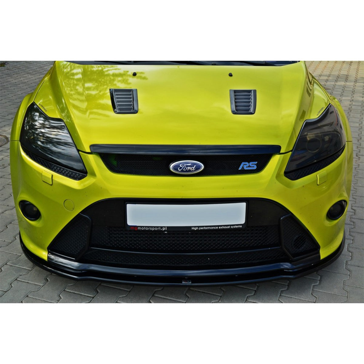 Maxton Design Front Splitter - Ford Focus RS Mk2