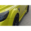 Maxton Design Side Skirt Diffusers on the Focus RS Mk2