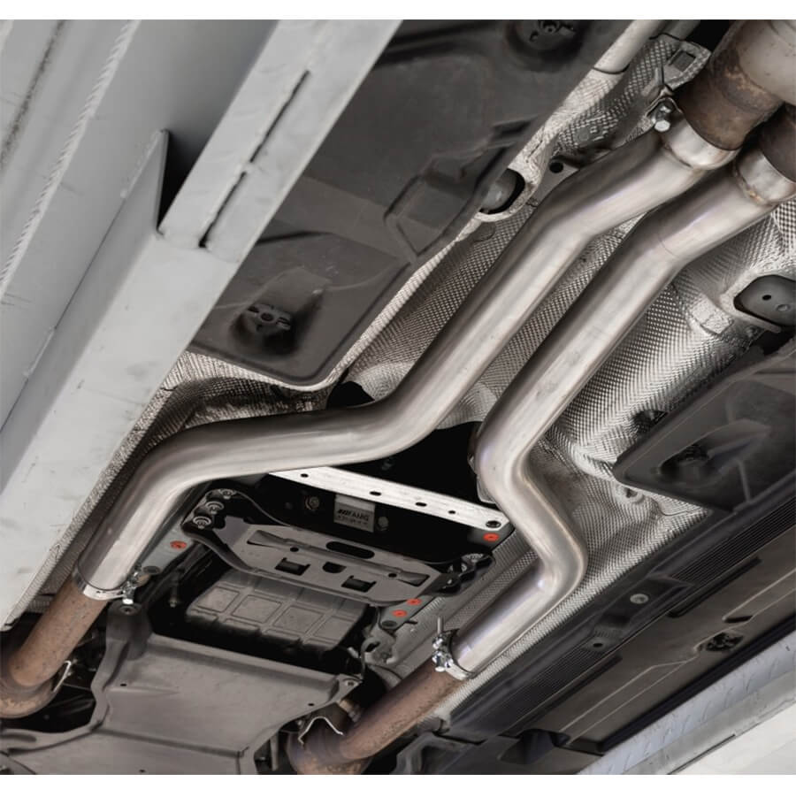 Scorpion Exhausts Secondary Decat Section - Mercedes C63 AMG