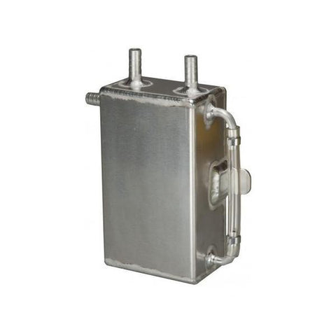Square Bulk Head Mount Oil Catch Tank