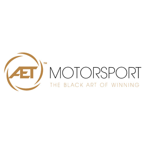 AET Motorsport | The Black Art of Winning | Door Sticker