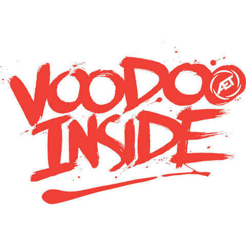 AET Motorsport | Voodoo inside sticker