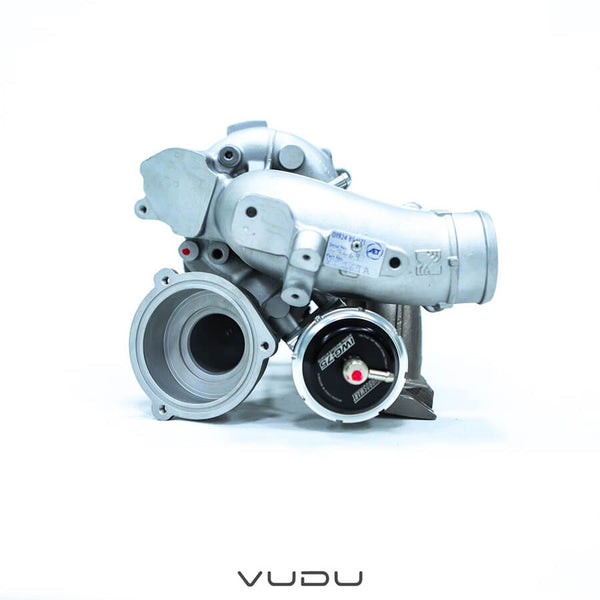VT430VAG Stage 3 Hybrid Turbo for the VW Golf R MK6 FSI
