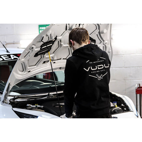 VUDU Black Series - RACING DEV Hoodie ** LIMITED EDITION **